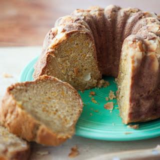 Butternut Squash-Coconut Cake