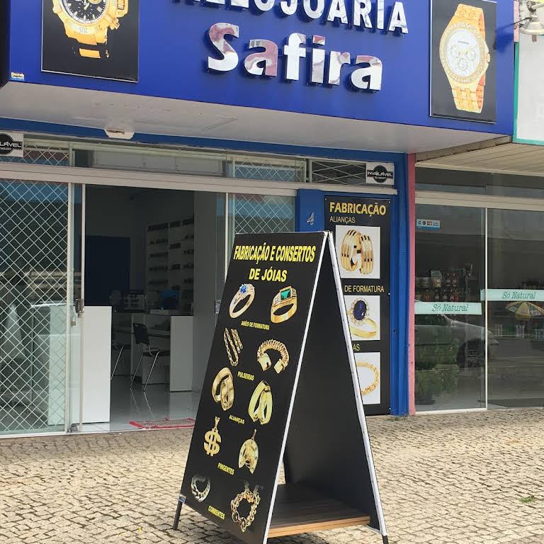 1b344de2cc5 Relojoaria Safira - Relojoaria em Nova Brasília