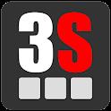 Tic Tac Toe 3S icon