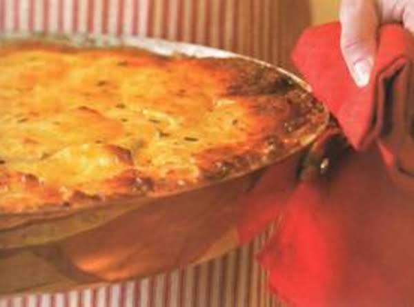 Jalapeno Cheddar Gratin Potatoes Recipe