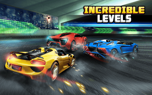 Crazy for Speed 2 Mod Full Tiền