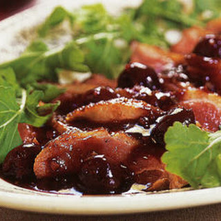 Duck Breasts with Cherries Recipe