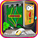 Computer Repair Shop Game icon