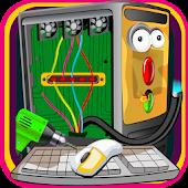 Computer Repair Shop Game