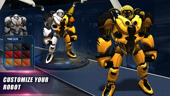 Real Steel World Robot Boxing Apk Mod Dinheiro Infinito- 6