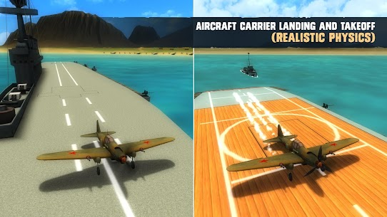 War Dogs : Air Combat Flight Simulator WW II App Download For Android 3