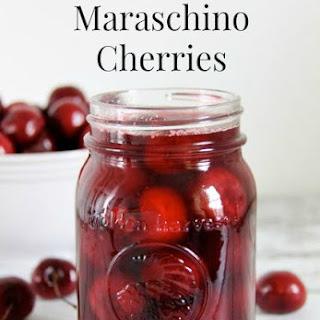 Maraschino Cherry Juice Recipes.