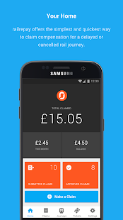 railrepay - Simple train compensation & refunds UK- screenshot thumbnail