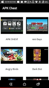 APK Chest- screenshot thumbnail