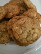 White Chocolate Pecan Cookie  Dozen(12)