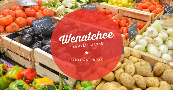 Local Farmer's Market - Facebook Event Cover Template