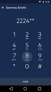 Dialpad- screenshot thumbnail
