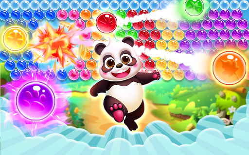 Little Panda Bubble 1.0 screenshots 7