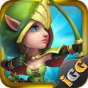 Castle Clash: RPG War and Strategy FR icon