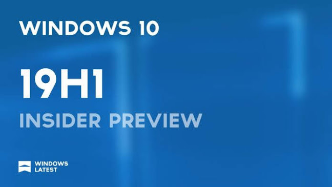 Windows 10 Insider Preview Build 18277 19H1