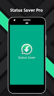 Status Saver Pro - náhled