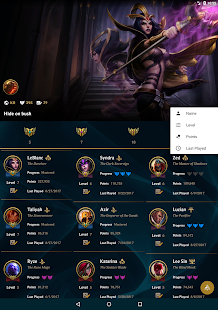 LoL Mastery and Chest- screenshot thumbnail