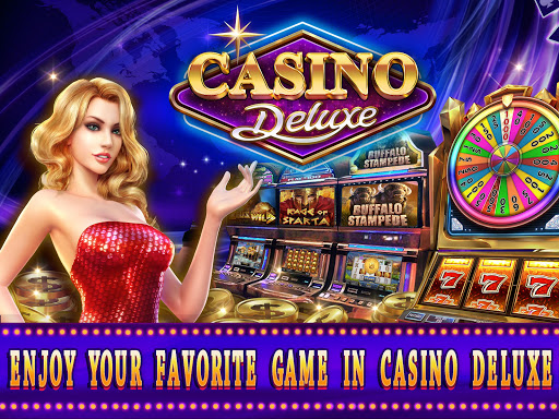 Casino Deluxe - FREE Slots & Vegas Games 1.7.11 6