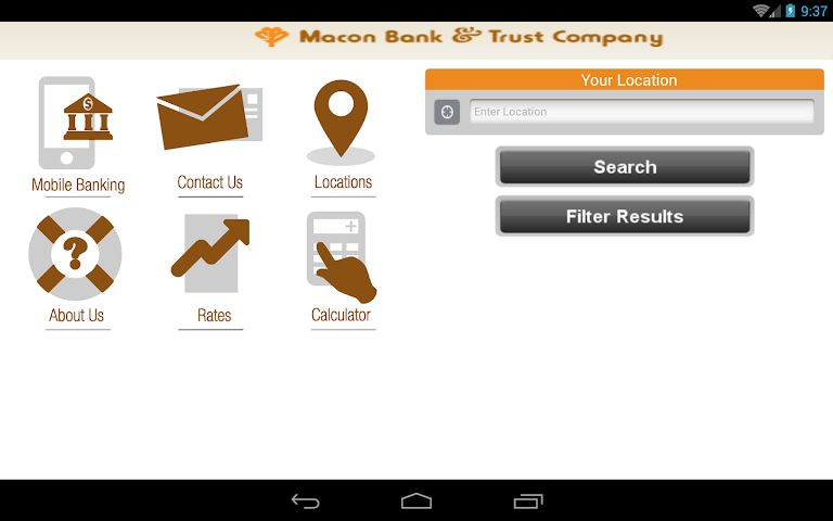 android MBTC MOBILE Screenshot 6