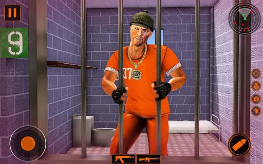 Gangster Prison Escape 2019: Jailbreak Survival Apk 2