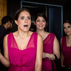 Wedding photographer Carina Rodríguez (altoenfoque). Photo of 05.04.2018