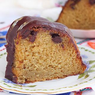 Chocolate Chip Honey Cake Recipe (no Sugar Added).