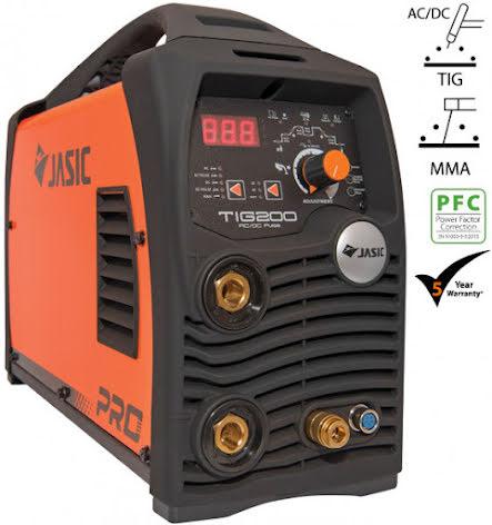 SVETS JASIC PRO TIG 200AC/DC PULS MINI DIGITAL