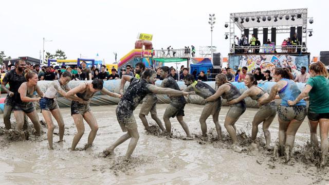 mud fest