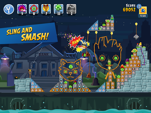 Angry Birds Friends screenshot 11