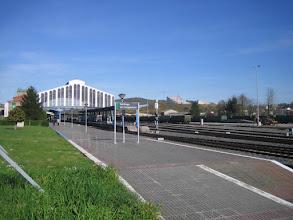 Photo: Bahnhof von Santiago de Compostela