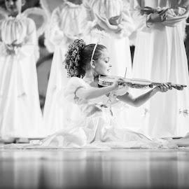 On stage .... Nutcracker 2018 by Kellie Jones - Babies & Children Children Candids (  )