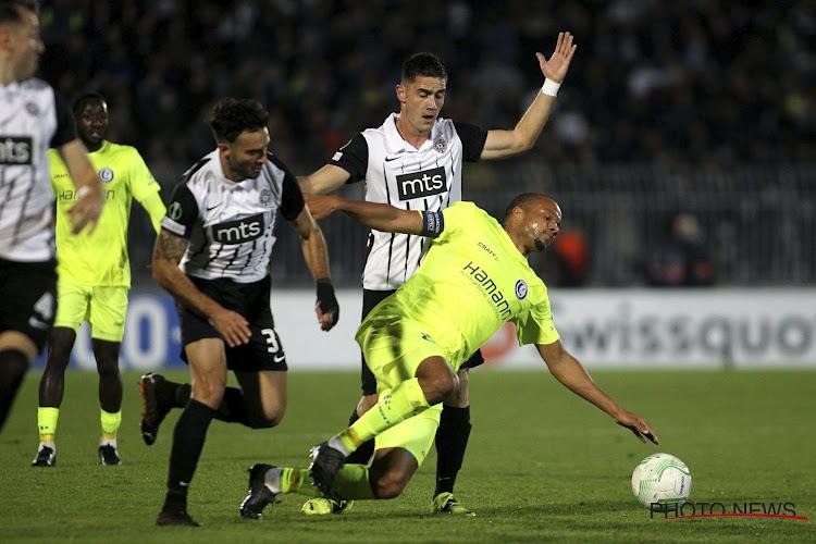 🎥 Conference League : Gand assure le 9 sur 9 et se rapproche un peu plus de la qualification