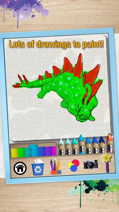 Magic paint 3d free android apps on google play for Google paint online