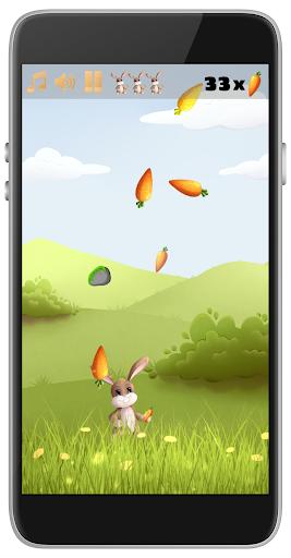 Code Triche Attrapez la carotte! Jeu gratuit pour les enfants apk mod screenshots 3