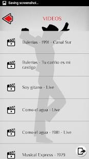 Camaron - Flamenco - náhled