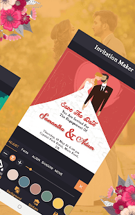 Download Invitation card maker & greeting cards making app For PC Windows and Mac apk screenshot 7