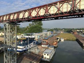 Photo: Ecluse de Poses sur la Seine