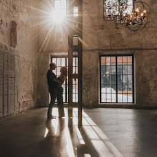 Wedding photographer Darya Bulavina (Luthien). Photo of 03.02.2017