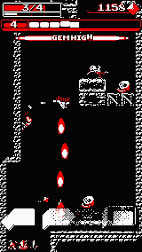 Downwell - screenshot
