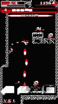 Downwell- screenshot