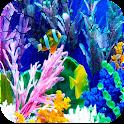 Wallpapers Aquariums HD icon