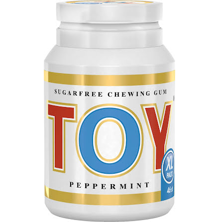 Tuggummi Toy bp pepparmint