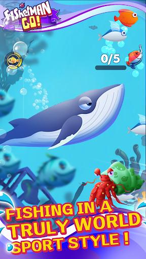 Fisherman Go! screenshot 1