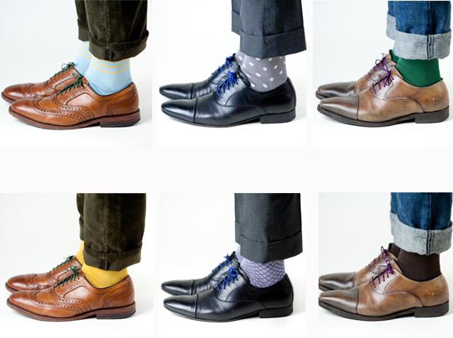 鞋帶的重要性 Hook & Albert