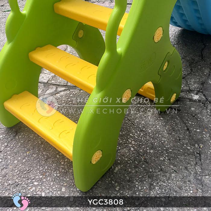 Cầu tuột bóng rổ cho bé YGC-3808 15