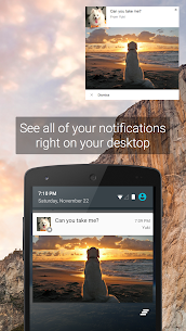 Pushbullet Apk – SMS on PC and more 3