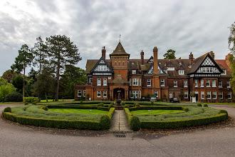 Photo: Woodlands Park  A great wedding venue!