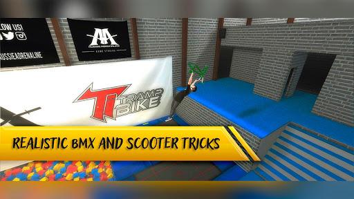 Code Triche Ti: Tramp Bike Lite APK MOD (Astuce) screenshots 1