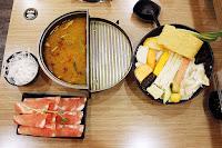 半個鍋-個人火烤兩吃鍋物 彰化天祥店