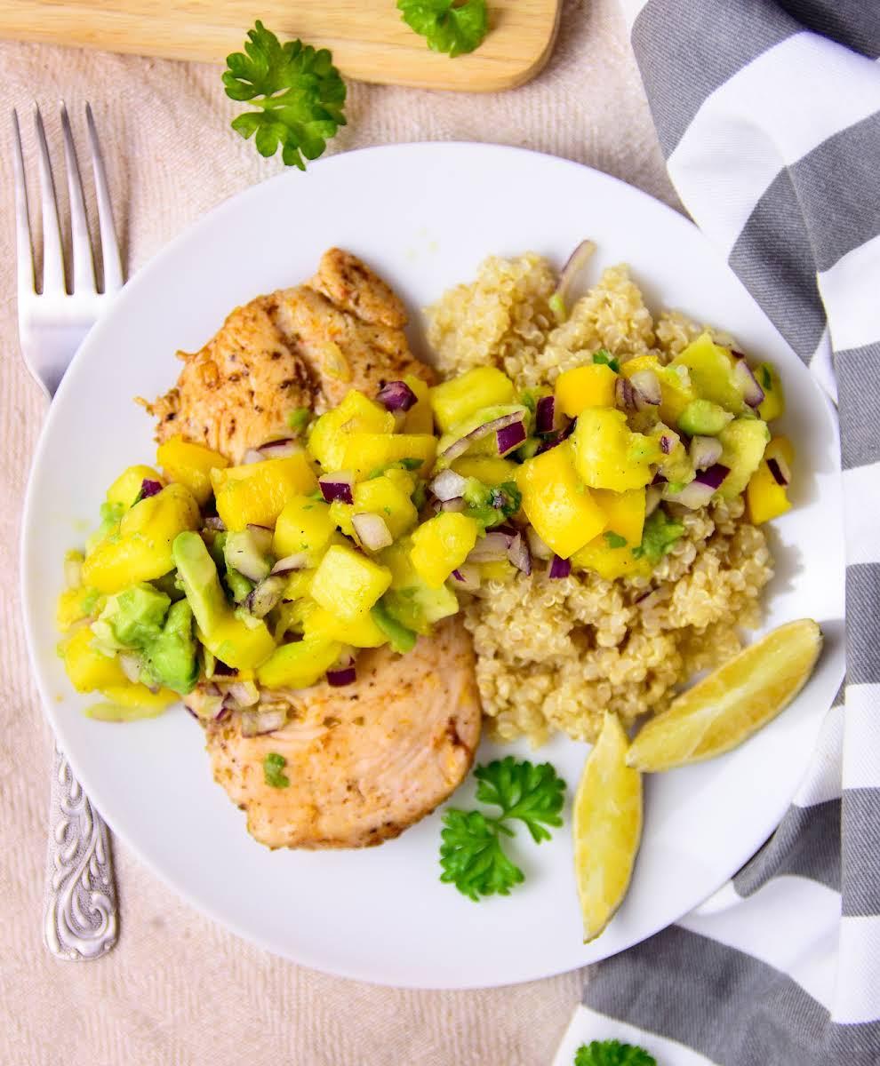 10 Best Mango Chicken Breasts Recipes